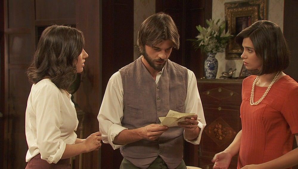 Gonzalo lee carta