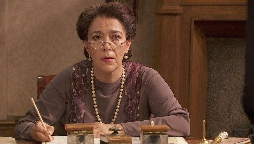 Francisca sorprendida