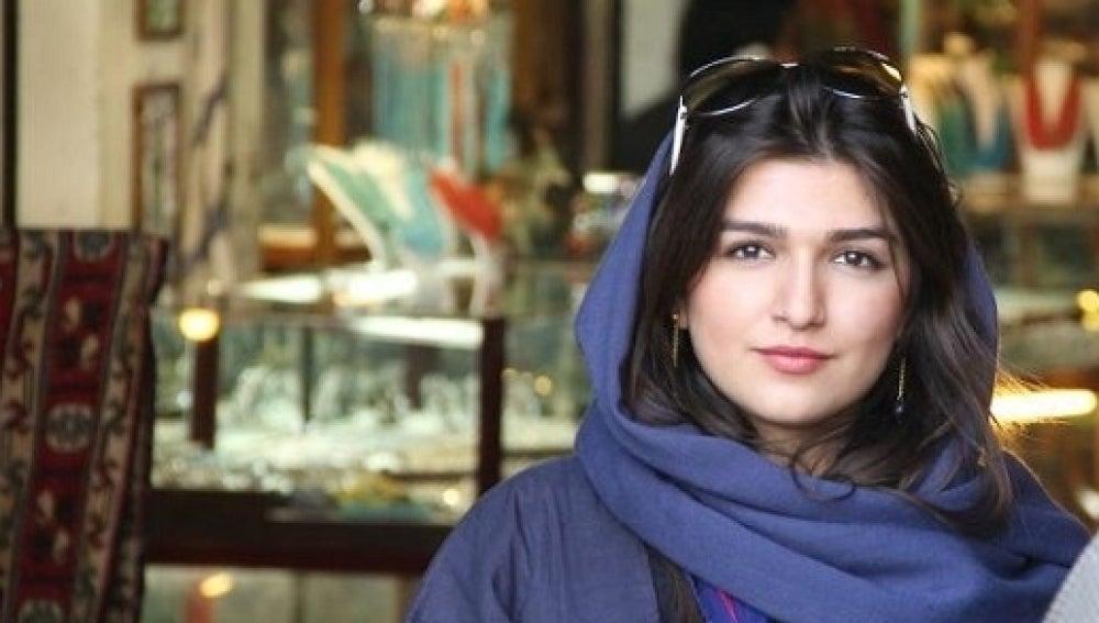 La joven iraní y británica detenida