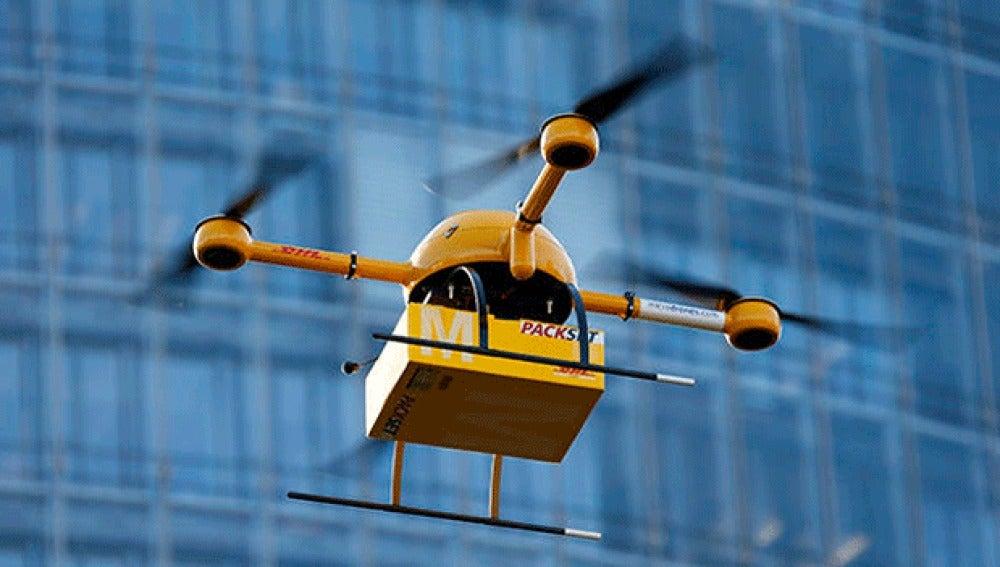 Drone de DHL