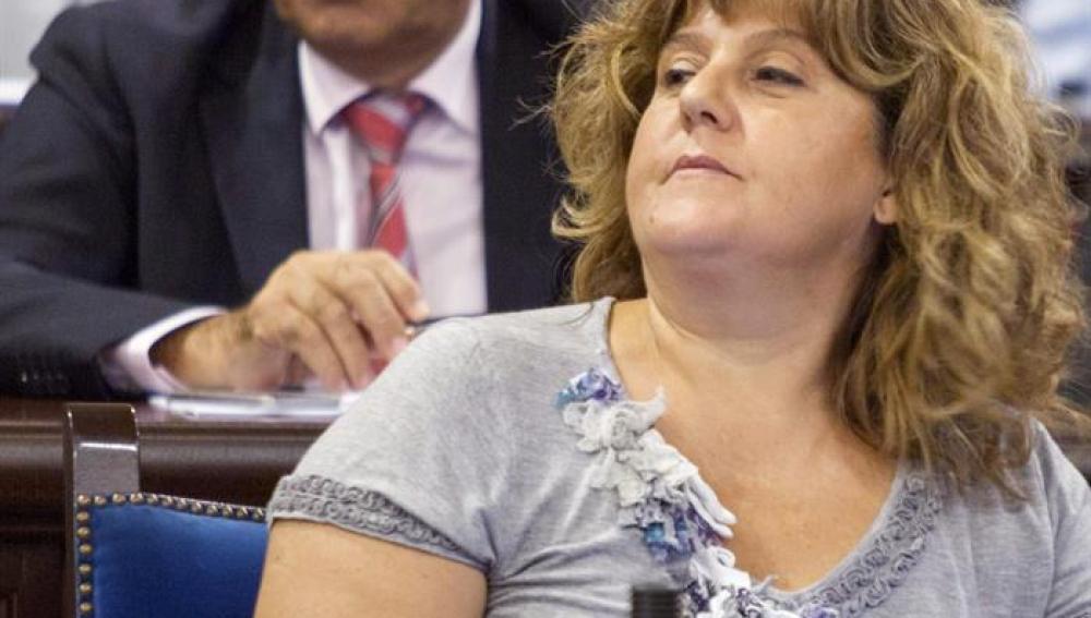 La consejera del Gobierno Balear de Educación, Joana Maria Camps