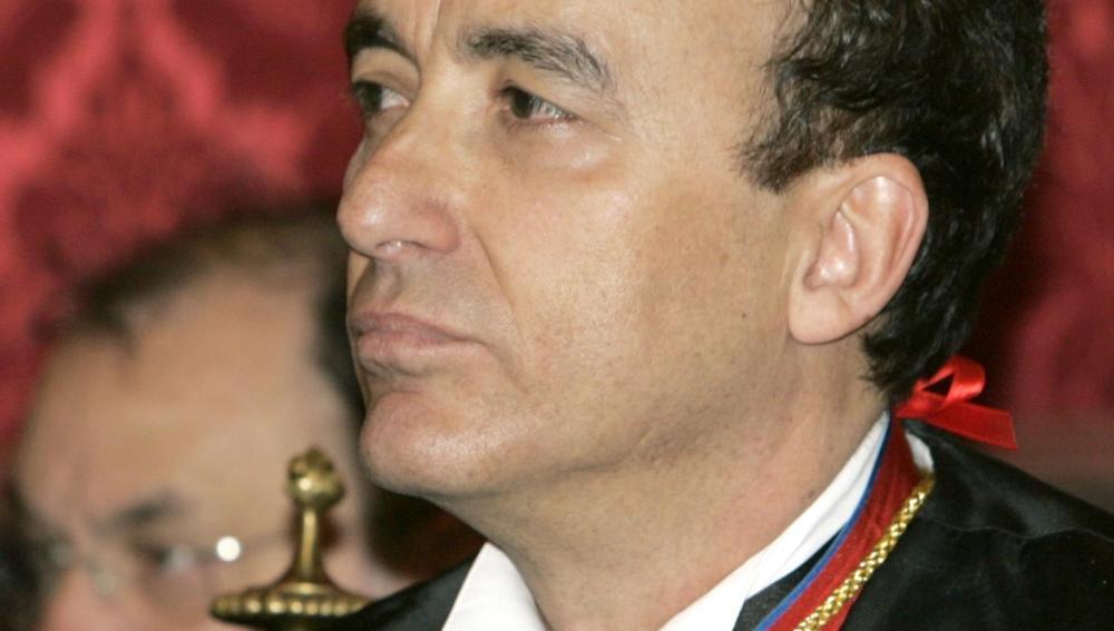 Manuel Marchena, presidente de lo Penal del Supremo