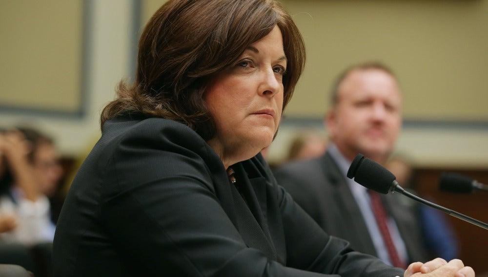 Julia Pierson, la ya exdirectora del Servicio Secreto de EEUU