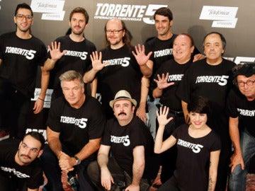 Premiere de Torrente 5