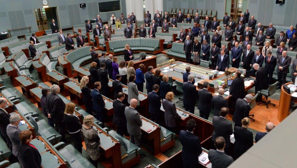 El Parlamento australiano