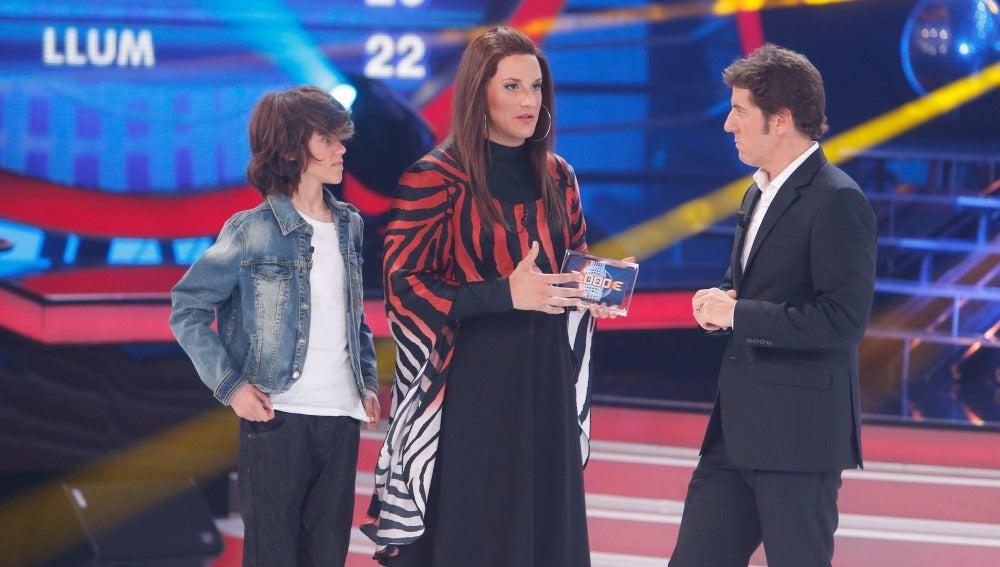 Daniel Diges y José Luis ganan la cuarta gala de Tu cara me suena Mini imitando a Melocos y Natalia