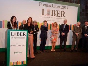 El tiempo entre costuras en los Premios Liber