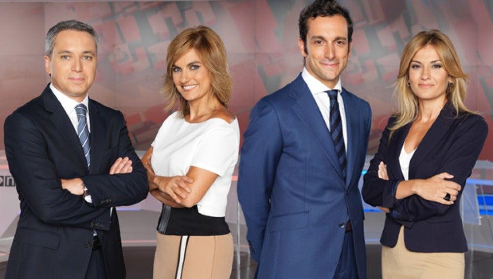 Antena 3 Noticias 1 y 2
