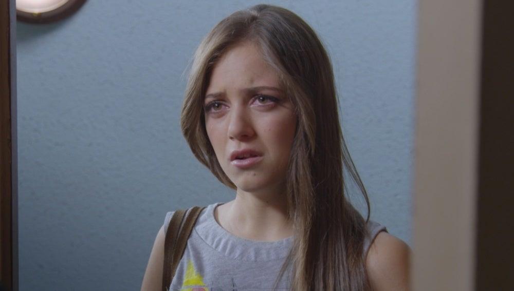 Paula destrozada al romper con Carlos