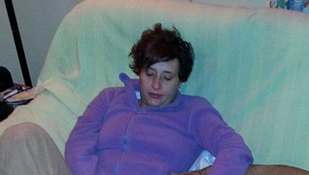 La paciente contagiada de ébola en Madrid