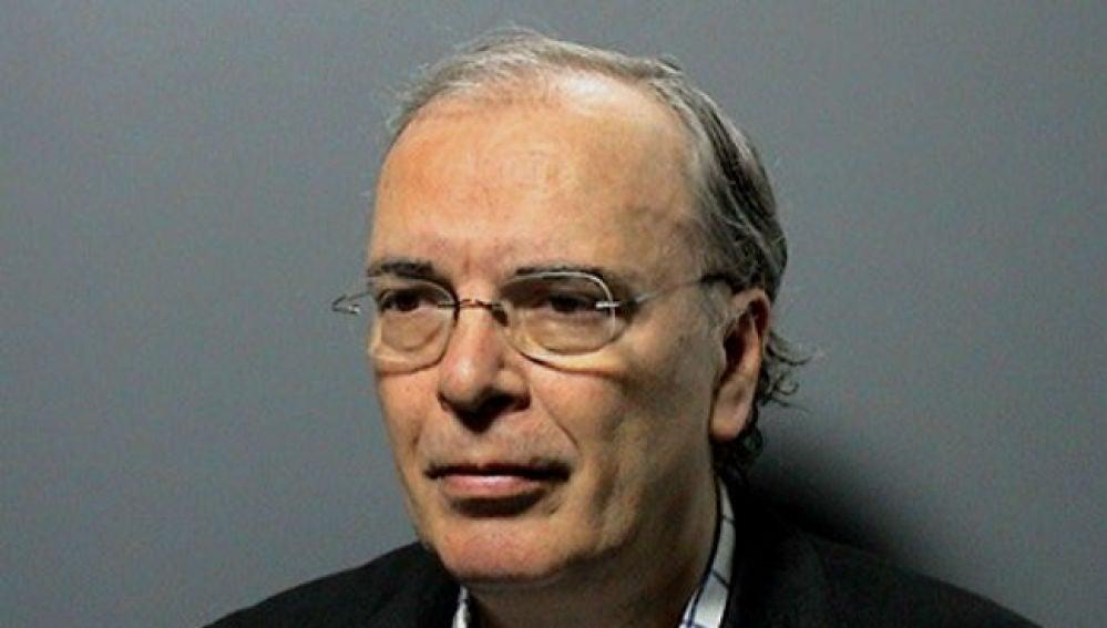 El poeta Antonio Hernández en una imagen de archivo.