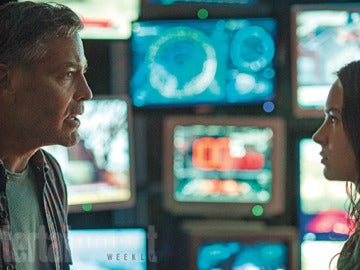 Primeras imágenes de Tomorrowland, con George Clooney