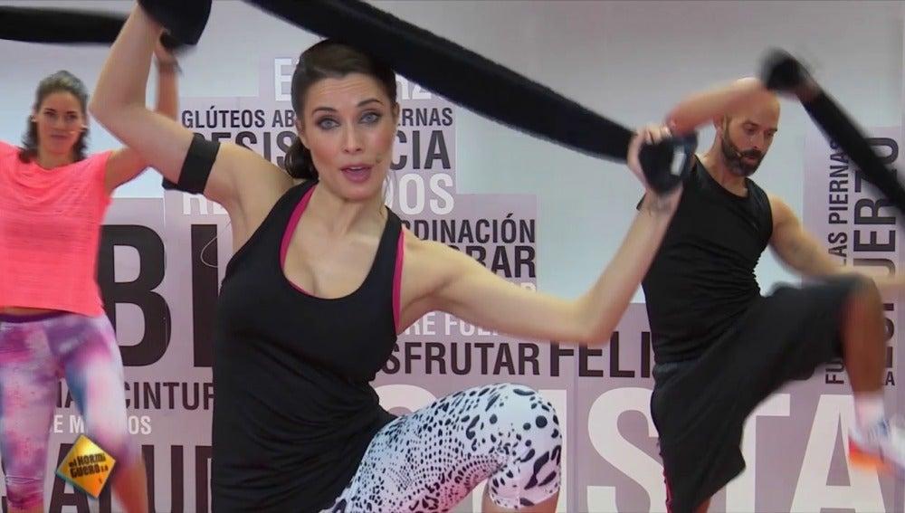 Pilar Rubio en Cambio Constante