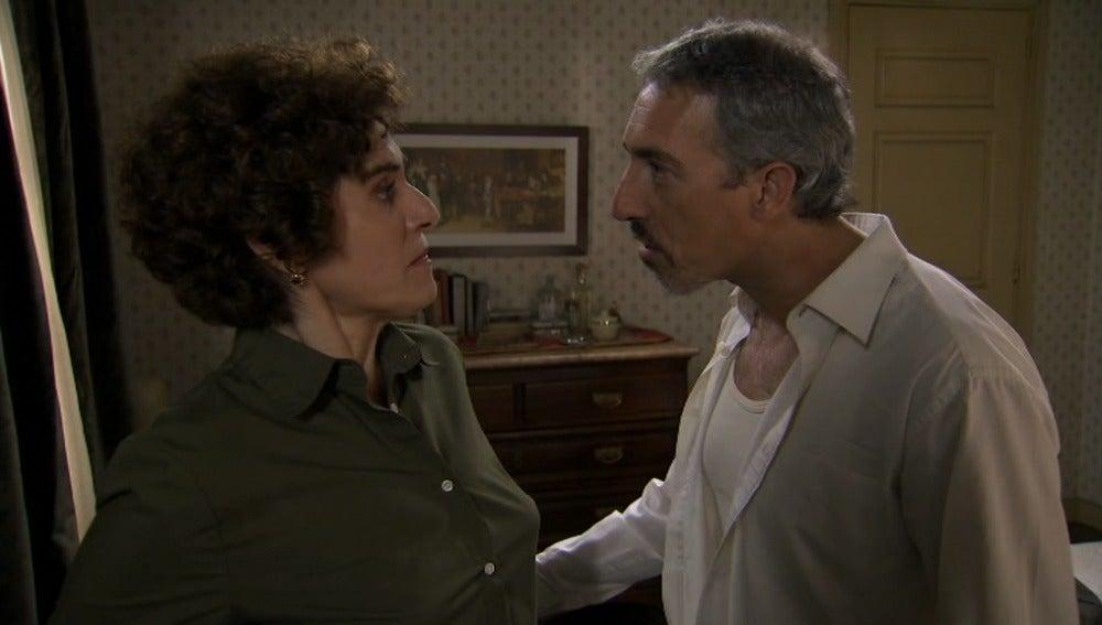 Benigna y el inspector