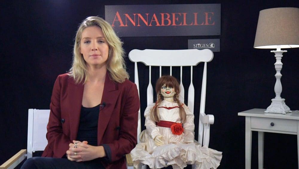 Entrevista a Annabelle Wallis