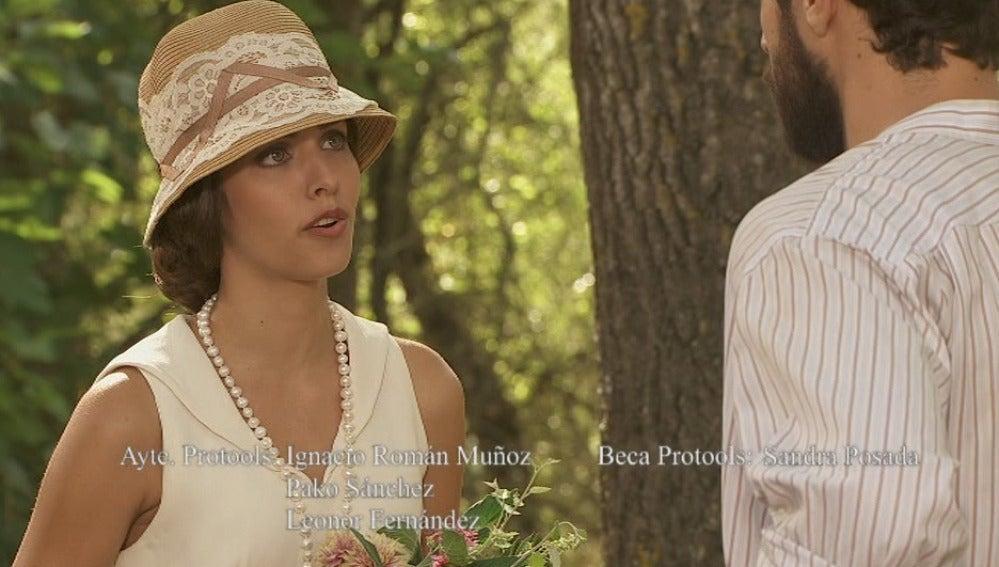 Amalia se sincera con Bosco
