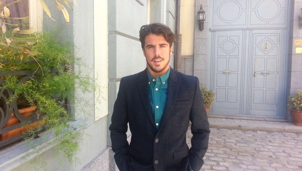 Javier Hernández es Jorge Arteche