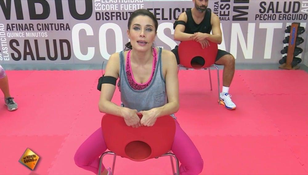 Pilar Rubio en Cambio Cosntante