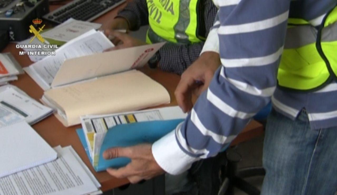 Estafas con falsas pólizas de seguros