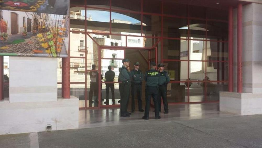 Detenidos el alcalde y el concejal de Urbanismo de Alcanar