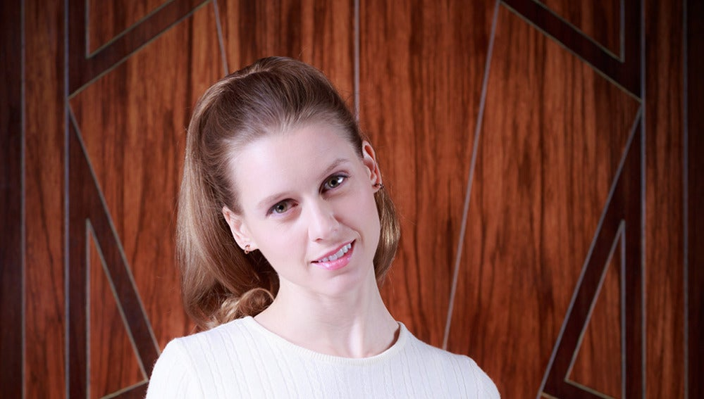 Manuela Vellés es Luisa