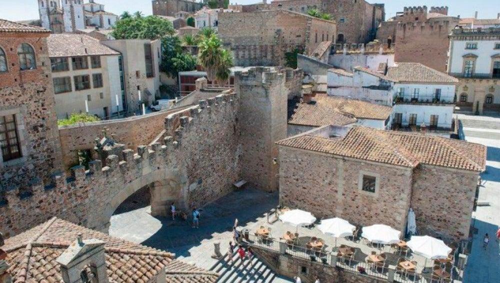 Cáceres, nueva capital gastronómica española.