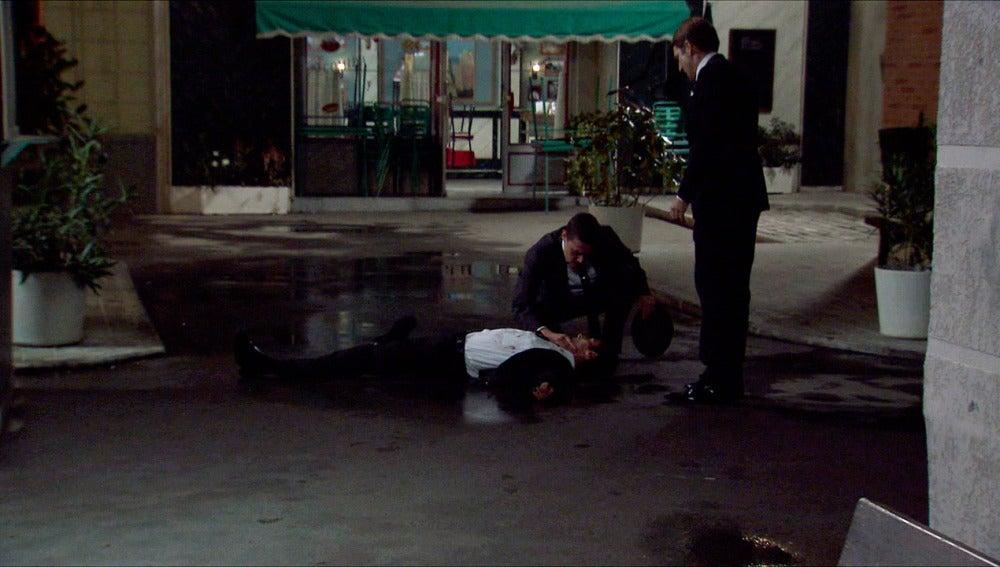 Reyes evita que maten a Bonilla