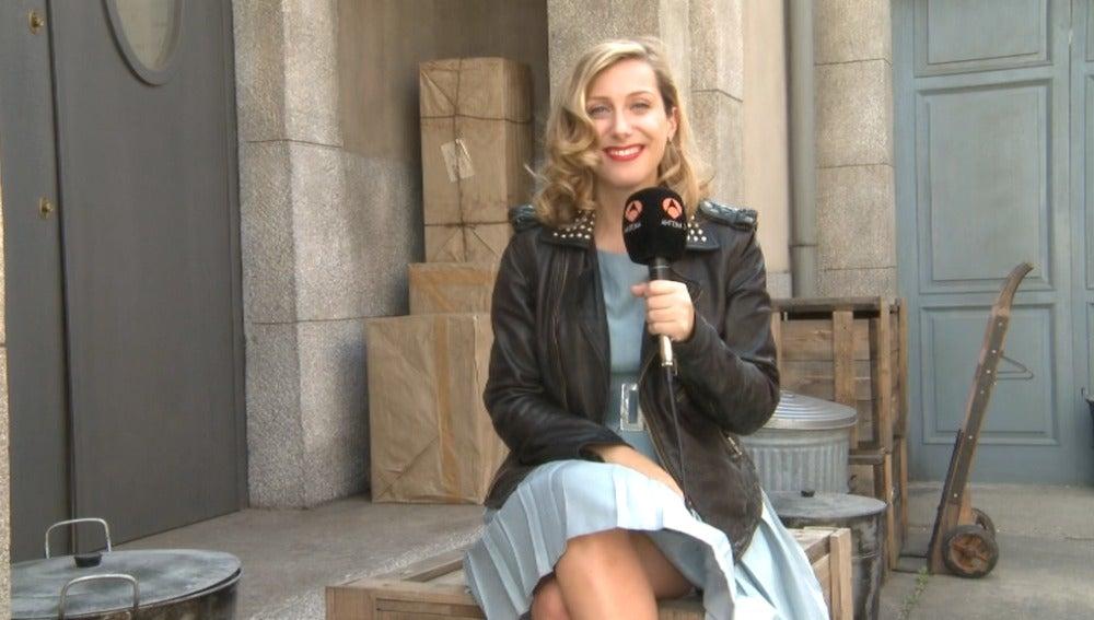 Antena 3 Tv Cecilia Freire Rita Se Merece Que La
