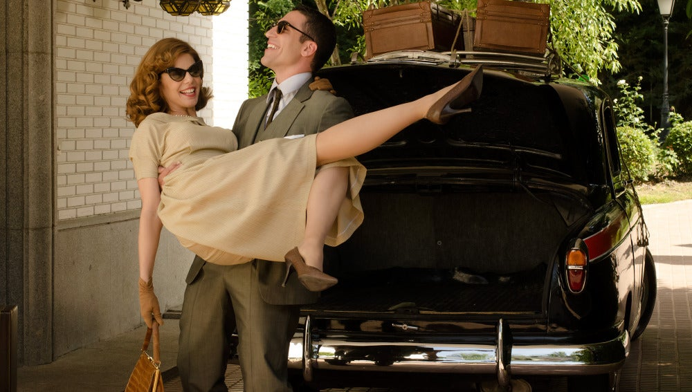 Cristina y Alberto regresan de su luna de miel