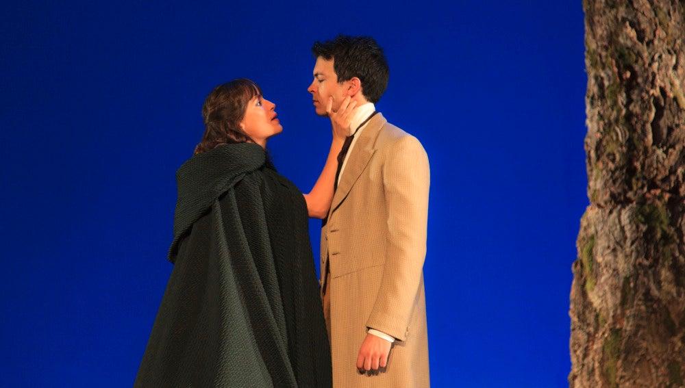 Disfruta de imágenes exclusivas de de la obra de teatro de El secreto de Puente Viejo