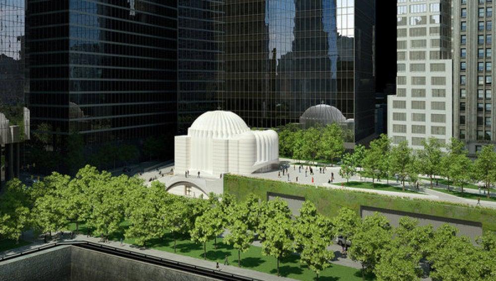 Proyecto de la iglesia ortodoxa de Nueva York