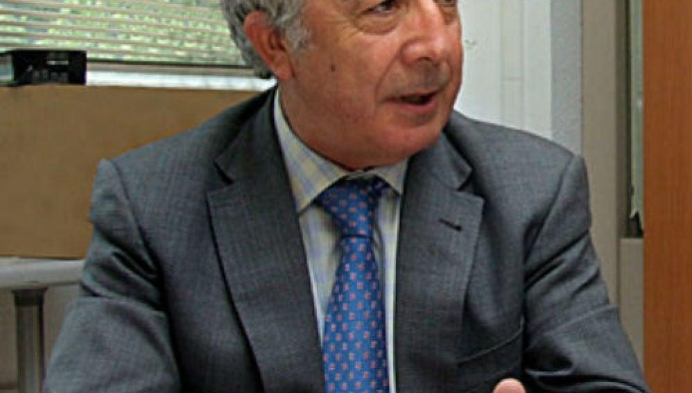 Manuel Vázquez, comisario jefe de la UDEF.