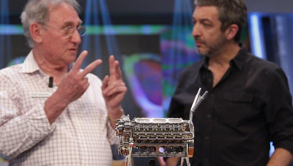El motor más pequeño del mundo