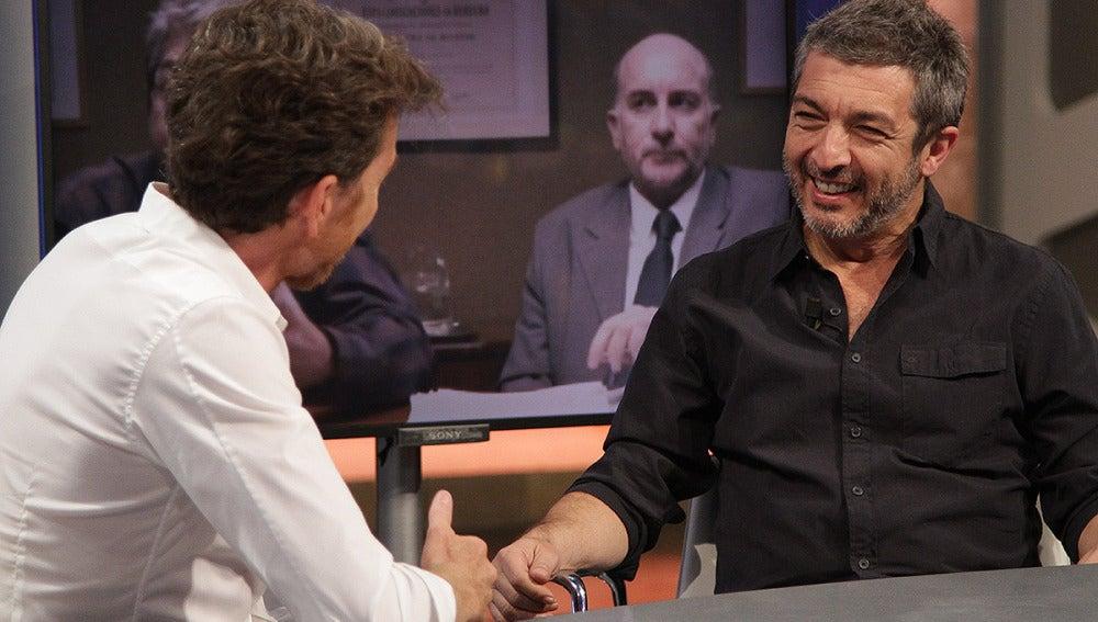 Ricardo Darín en El Hormiguero 3.0