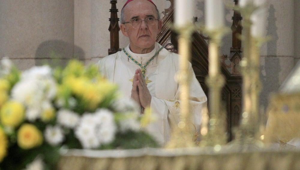 Carlos Osoro, arzobispo de la Comunidad de Madrid