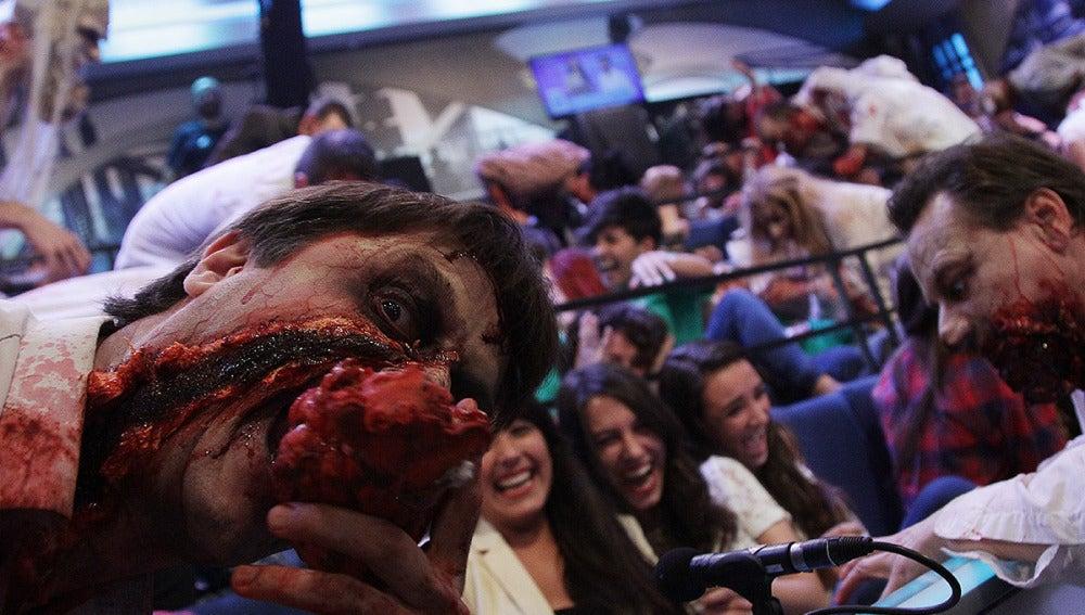 Zombies en El Hormiguero 3.0
