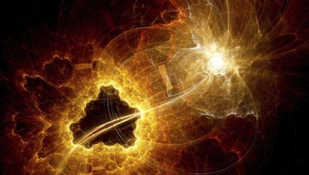 Explosión de una supernova