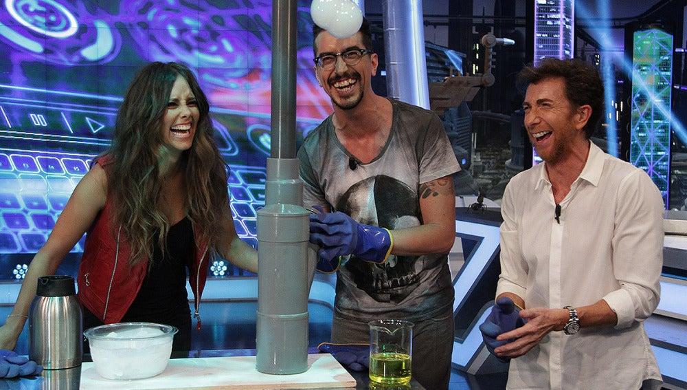 Cristina Pedroche, Marron, Pablo Motos, El Hormiguero 3.0