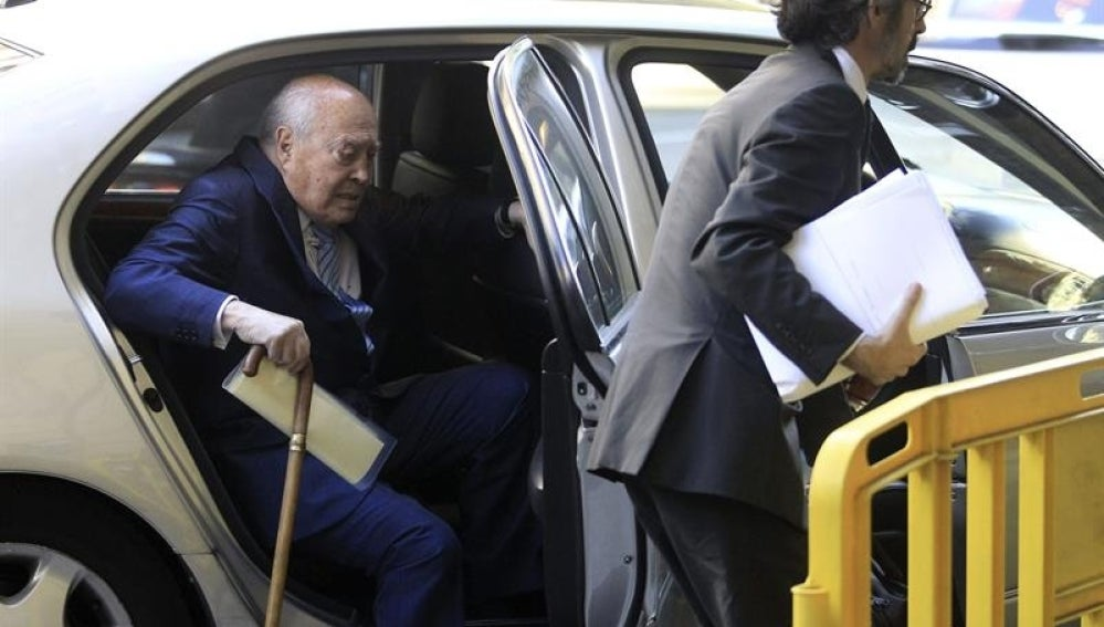 El extesorero del Partido Popular Álvaro Lapuerta