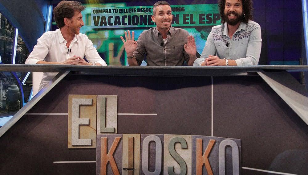 El Kiosko con Juan y Damián