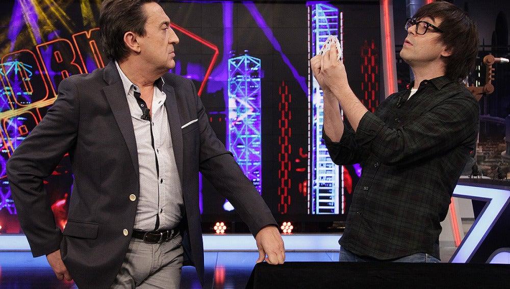 Luis Piedrahita, Mariano Peña en El Hormiguero 3.0