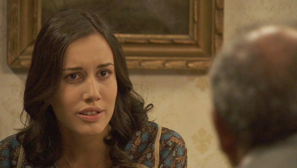 ¿Pedirá disculpas Aurora a Francisca?