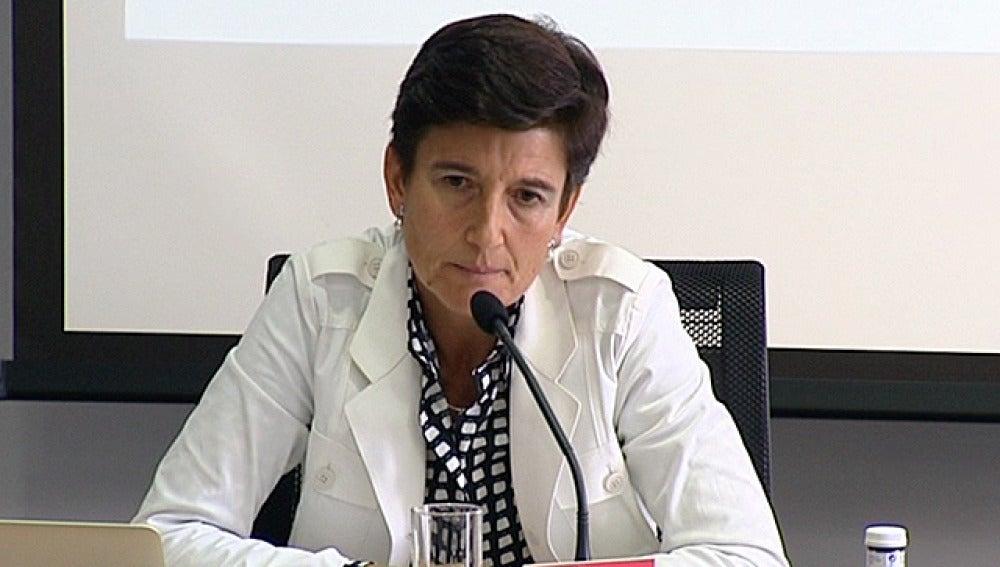 Sara de la Rica, catedrática de Economía e investigadora de FEDEA