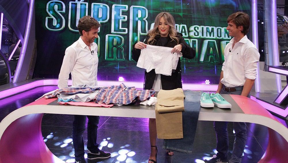 La chaquetaleta de Anna Simon en El Hormiguero 3.0