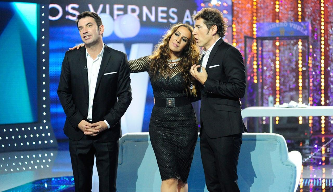 Arturo y Manel entrevistan a Mónica Naranjo