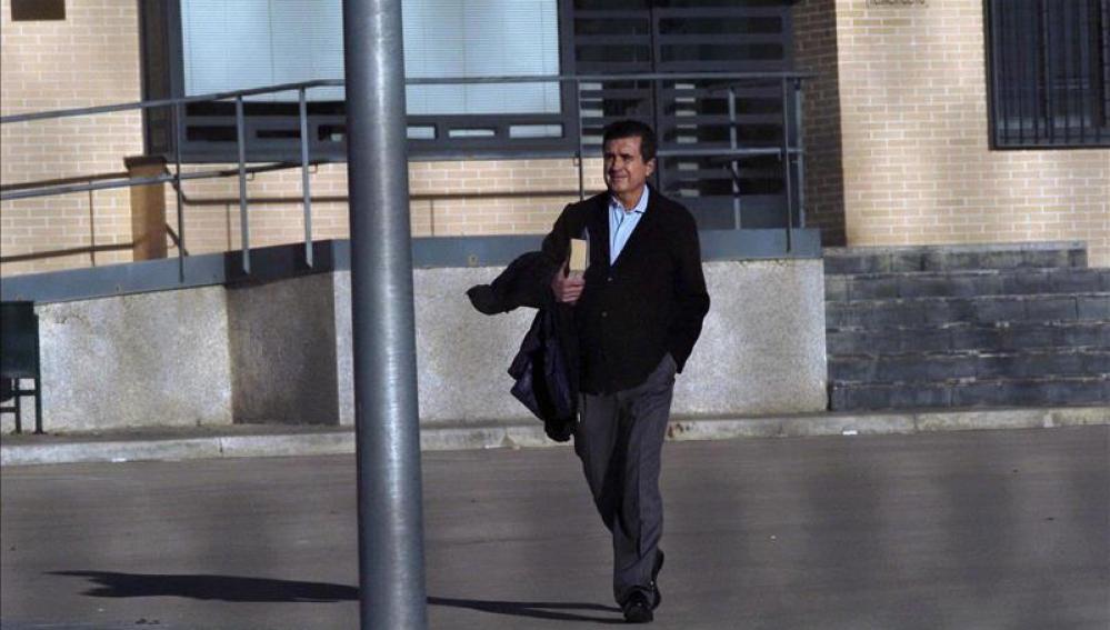 Jaume Matas sale de prisión en un permiso
