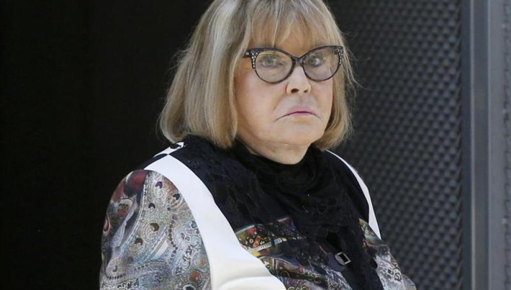 La magistrada argentina María Servini de Cubría