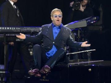 Concierto de Elton John en Madrid