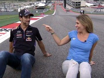 """Ricciardo: """"Alonso habría sido otro gran reto para mí"""""""
