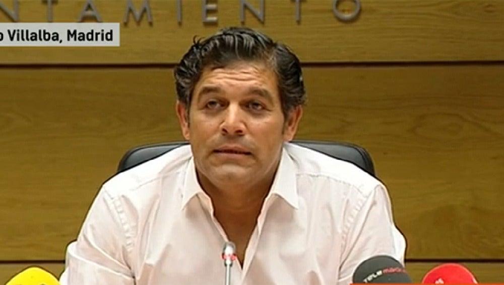 Alcalde Collado Villalba